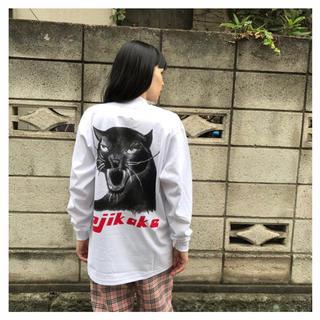 irojikake イロジカケ 女豹シャツ 新品 XL(Tシャツ/カットソー(七分/長袖))