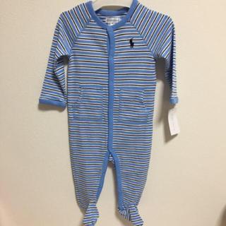 ラルフローレン(Ralph Lauren)のラルフローレン ベビー洋服(ロンパース)