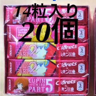 クロレッツ ピンク20個(菓子/デザート)