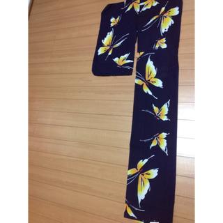 浴衣レディースクリーニング済みセット売り144身丈55裄丈(浴衣)