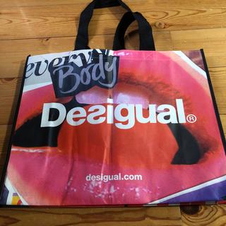 デシグアル(DESIGUAL)のdesigual 紙袋(ショップ袋)