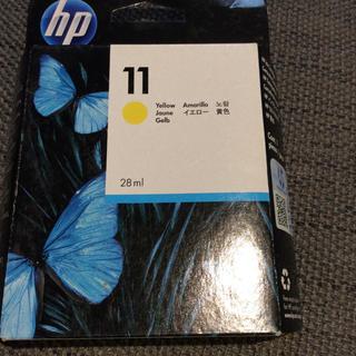 ヒューレットパッカード(HP)のhp インクカートリッジ  イエロー 黄色 28ml(PC周辺機器)