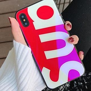 Supreme(シュプリーム) アイフォン iphoneケース(iPhoneケース)