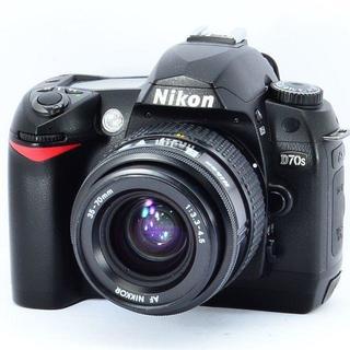 ニコン(Nikon)の✨ベストセラー入門機✨ニコン NIKON D70s(デジタル一眼)