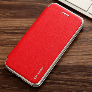 グレー iPhone7 iPhone8 薄型 カードポケット 手帳型カバー(iPhoneケース)