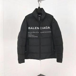 バレンシアガ(Balenciaga)のバレンシアガ ダウンジャケット(ダウンジャケット)