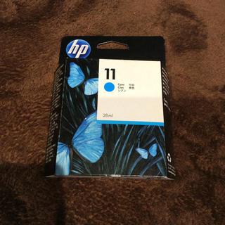 ヒューレットパッカード(HP)のhpインクカートリッジ シアン 28ml(PC周辺機器)