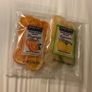 TRADER JOE'S♡ドライオレンジ&レモンスライス(菓子/デザート)