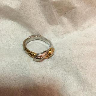 金銀の蛇の指輪(リング(指輪))