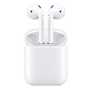 アップル(Apple)の¥AirPods¥ ケース付き(ヘッドフォン/イヤフォン)