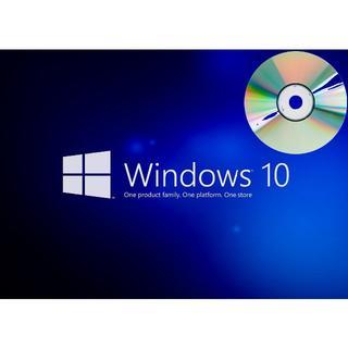 Windows 10 アップグレード インストール DVD 64/32bit(その他)