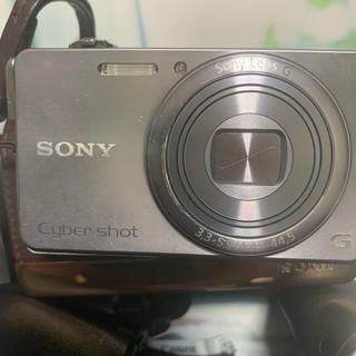 ソニー(SONY)のソニーサイバーショット DSC-WX200(コンパクトデジタルカメラ)