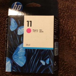 ヒューレットパッカード(HP)のhp インクカートリッジ   マゼンタ 28ml  送料込み普通郵便(PC周辺機器)