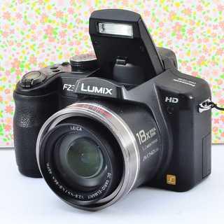 ✨Wifi &小柄で本格コンデジ✨パナソニック LUMIX DMC-FZ38(コンパクトデジタルカメラ)