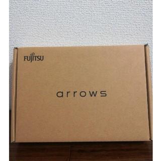 FUJITSU SIMフリー スマホ M04 新品(スマートフォン本体)