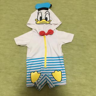 Disney - ドナルド水着80センチ