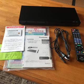 パナソニック(Panasonic)のパナソニック Blu-rayレコーダー ディーガ DMR-BRT1030(ブルーレイレコーダー)
