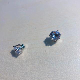クレアーズ(claire's)の磁石イヤリング ダイヤモンド(イヤリング)