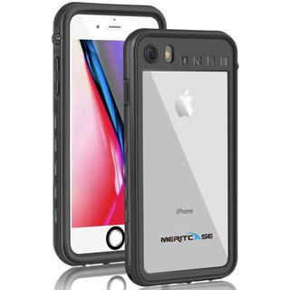 iPhone7/8 完全防水ケース スタンド機能 改良版 防塵 耐衝撃 リング付(iPhoneケース)