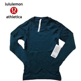 ルルレモン(lululemon)のlululemon Rest Less Pullover SIZE8(ヨガ)