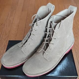 クラークス(Clarks)のクラークス Clarks マリチャッカブーツ サイズ26.5㎝ 新品(ブーツ)