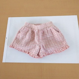 GU ジーユー 120センチ ピンク色 キュロット