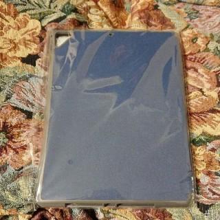 アイパッド(iPad)のiPad 9.7 ケース ブルー(iPadケース)