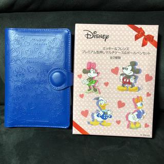 ディズニー(Disney)のプレミアムマルチ&ボールペンセット(ペン/マーカー)