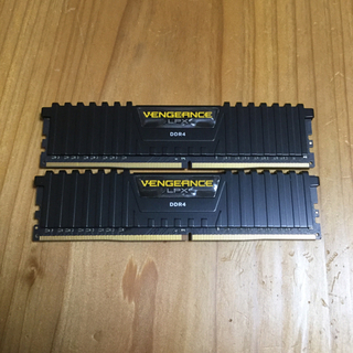 DDR4-2133 8GB 2枚(PCパーツ)