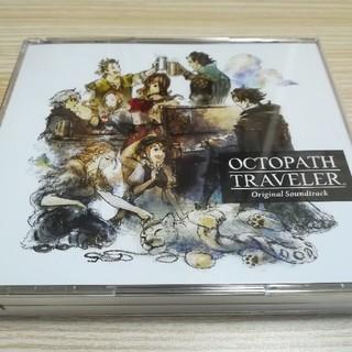 スクウェアエニックス(SQUARE ENIX)のオクトパストラベラー オリジナルサウンドトラック(ゲーム音楽)