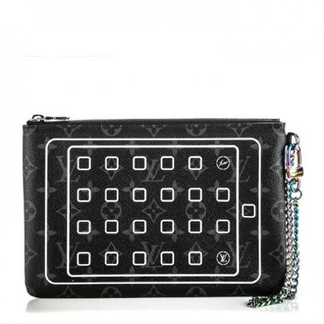 LOUIS VUITTON - louis vuitton  fragment ipad iphone ポーチの通販 by kerpen's shop|ルイヴィトンならラクマ