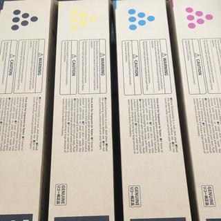 リコー(RICOH)のRICOH MPC6003 トナー各色3セット  12本(OA機器)