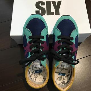 スライ(SLY)のSLY  スニーカー(スニーカー)