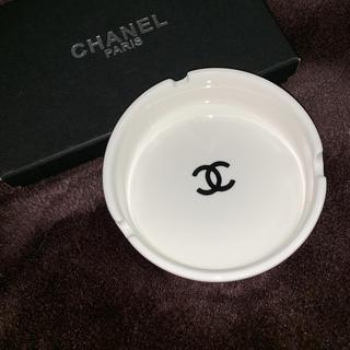 シャネル(CHANEL)のガラスの灰皿(灰皿)