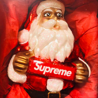 シュプリーム(Supreme)のサンタ  supreme  (置物)