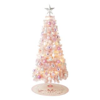 フランフラン(Francfranc)のフランフラン クリスマスツリー ピンク クリスマス ツリー スターターセット(インテリア雑貨)