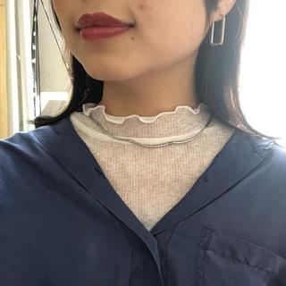 サンタモニカ(Santa Monica)のvintageシルクシャツ(シャツ/ブラウス(半袖/袖なし))