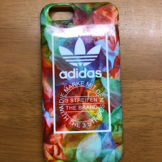 アディダス(adidas)の【iPhone6】adidasケータイケース(iPhoneケース)