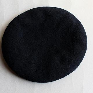 ナノユニバース(nano・universe)のナノ・ユニバース ウールベレー帽✳︎新品(ハンチング/ベレー帽)