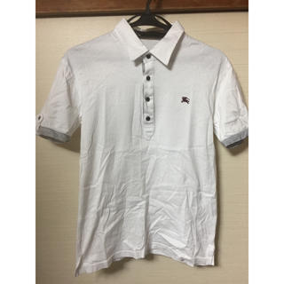 BURBERRY BLACK LABEL - BURBERRY BLACE LABEL ポロシャツ