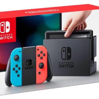 ニンテンドースイッチ(Nintendo Switch)の任天堂スイッチ 在庫あります 即購入可能コメントくれたら用意可能(家庭用ゲーム本体)