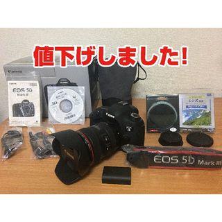 Canon - Canon EOS 5D Mark III キャノンレンズキット