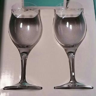 ティファニー(Tiffany & Co.)のティファニーペアグラス(グラス/カップ)