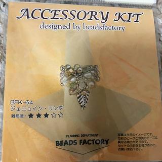 ACCESSORY KIT【ジェニュイン・リング】(リング(指輪))