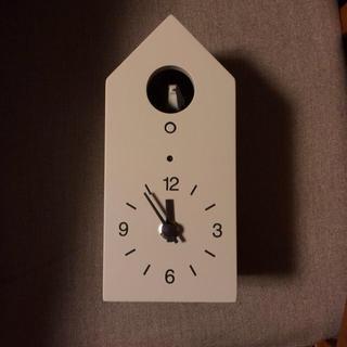 ムジルシリョウヒン(MUJI (無印良品))の無印 鳩時計(その他)