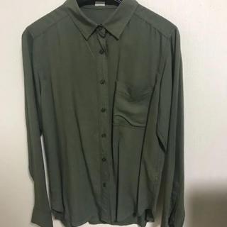 ジーユー(GU)のシャツ【GU】(シャツ/ブラウス(長袖/七分))