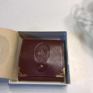 カルティエ(Cartier)のカルティエの小銭入れ(コインケース)