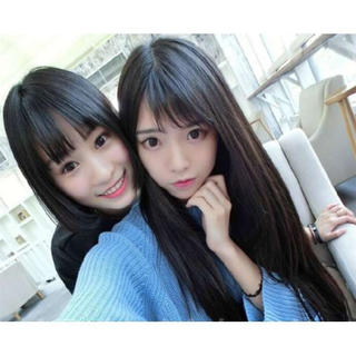 ☆彡モテ髪No1☆彡 サラサラストレートロングヘア 高品質 ウィツグ(ロングストレート)