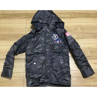 バツ(BA-TSU)のバツスタジオ 中綿入りジャンバー ナイロンジャンバー サイズ150 新品(ジャケット/上着)