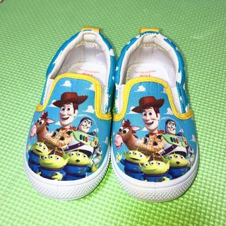 ディズニー(Disney)のトイストーリー上靴(スクールシューズ/上履き)